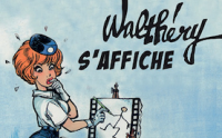 591 - Exposition : Walthéry s'affiche