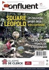 """591 - Square Léopold : un nouveau projet très contesté, les leçons du scrutin du 26 mai, Adélaïde : """"au secours"""" !"""