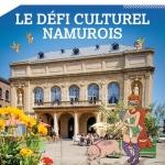 608 - Le défi culturel namurois : les lieux, les arts et les muses : questions en débat.