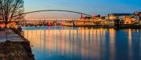 Maastricht et Namur, deux villes mosanes…  L'une est source d'inspiration de l'autre.
