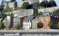 562 - La complicité de l'ancien et du moderne pour le projet d'extension du parlement de wallonie