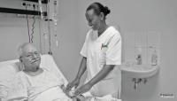 A l'hôpital d'Auvelais, le docteur Angèle Assira pilote un service exceptionnel de soins aux personnes âgées