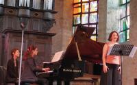571 - Festival de l'été mosan : 18 concerts dans des lieux d'exception : Confluent y était.