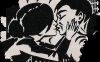 """583 -"""" Les filles ont retourné la table """"- Petit kaléidoscope des rapports entre les hommes et les femmes par Paul Dulieu"""