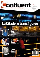Confluent 552 : Les échasseurs, la part de l'imaginaire (suite et fin), le Festival International Nature Namur...