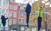 586 - Projets urbains  - Parc Léopold : la fable de l'hologramme et du pantin