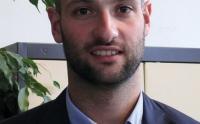 Nicolas Bonomi, président de l'ASBL Namur Events