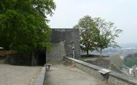 La citadelle en chantier, pour de nombreuses années