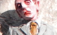 556 - Les déambulations de Françwès Pignon : les sculptures d'Isaac Cordal