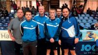 575 - Sports : Le Vedrinamur goûte à l'Europe