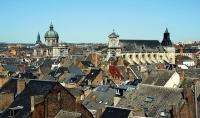 556 - Elections, avant-première, Namur à travers les lunettes de son Bourgmestre