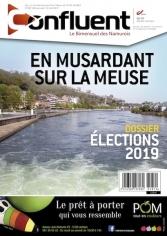 587 - Dossier patrimoine, tourisme, élections, nature, imaginaire, pause croquis. Un numéro très riche en contenu très varié.