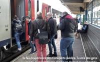 """555 - la part de l'imaginaire : """"un jour nous prendrons des trains qui partent"""""""