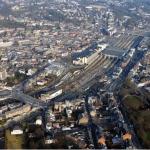 La vision du PS pour le site de la gare